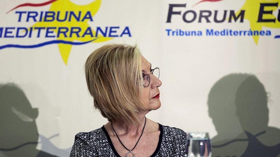«No presentaré mi candidatura para el Consejo de Dirección».Los seis candidatos en los bancos de Ravella, un lugar que marcó un antes y un después.