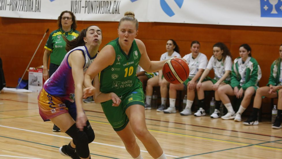 Las imágenes del baloncesto Arxil ADBA de Avilés