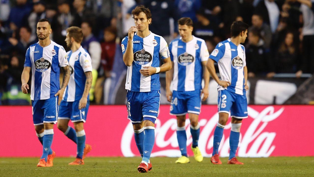 Las Palmas - Deportivo, en imágenes