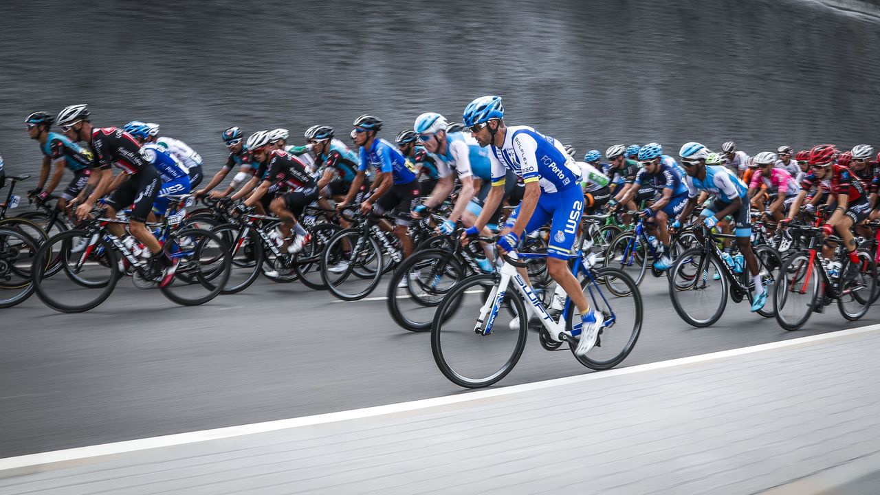 Mini BTT de Maceda.La Volta a Ciclista a Galicia ya tuvo un comienzo y final de etapa en Viveiro, en el año 2007