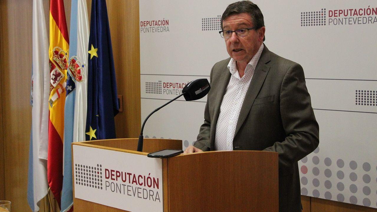 «Primero quiero hablar con Pablo Casado».Oposiciones
