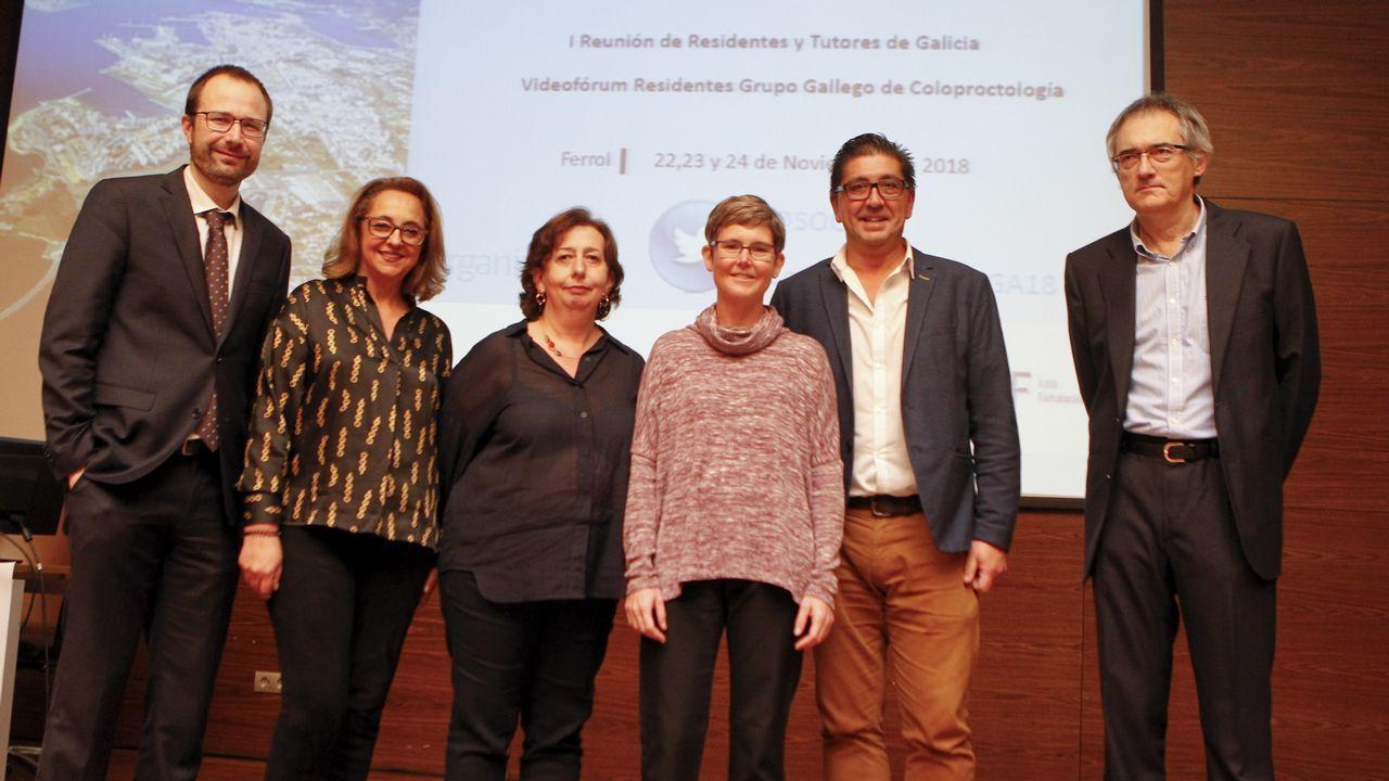 La ministra de Sanidad anuncia 105 plazas nuevas para médicos de familia en Galicia.Imagen de archivo del PAC de Vigo