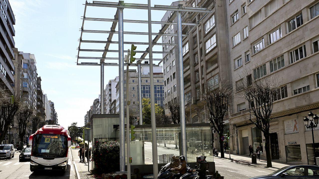 Festa reconquista 2019 en Vigo