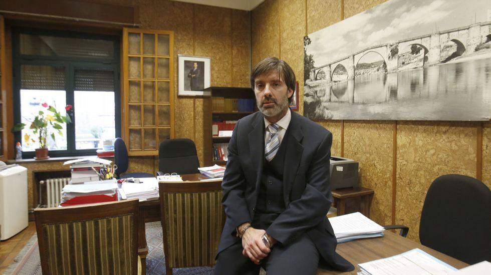Los candidatos a fiscal superior de Galicia