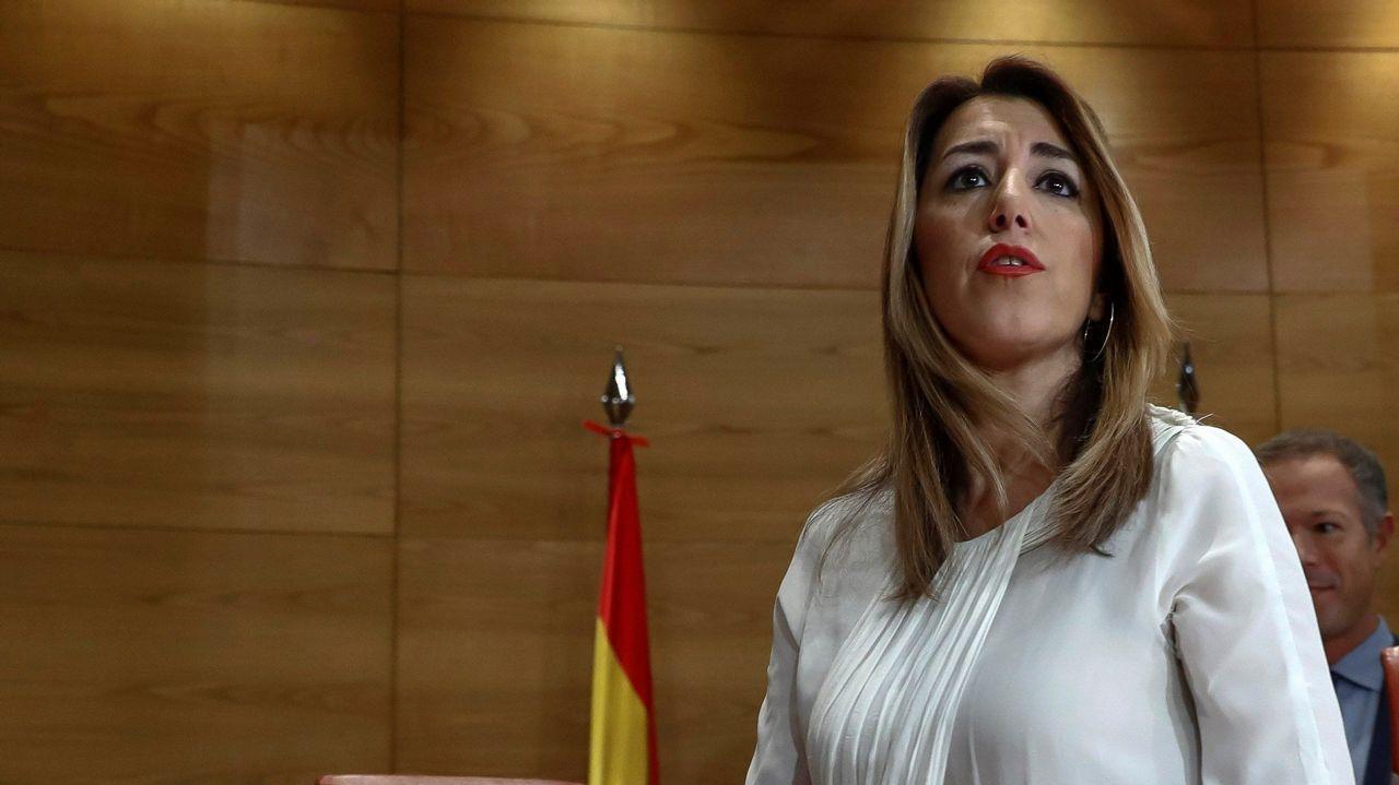 Casado argumentó delante del Centro Pompidou de Málaga que no puede atacar a Vox porque hacerlo supondría criticar a antiguos votantes del PP