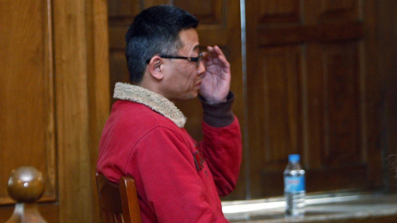 Juicio a Zhang Hai Jie por el crimen de las chinas