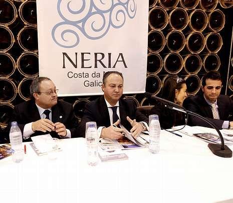 Una de las últimas presentaciones en Neria en Fitur.