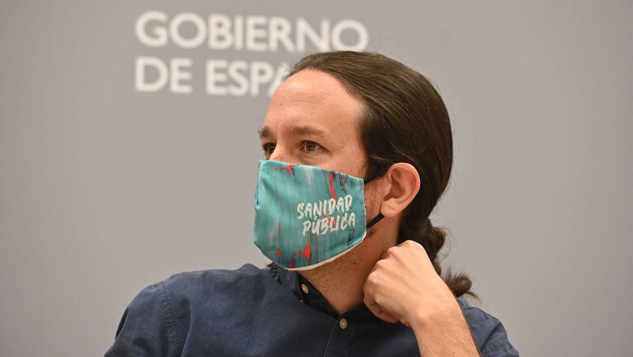 Iglesias sigue sin valorar la imputación a Podemos