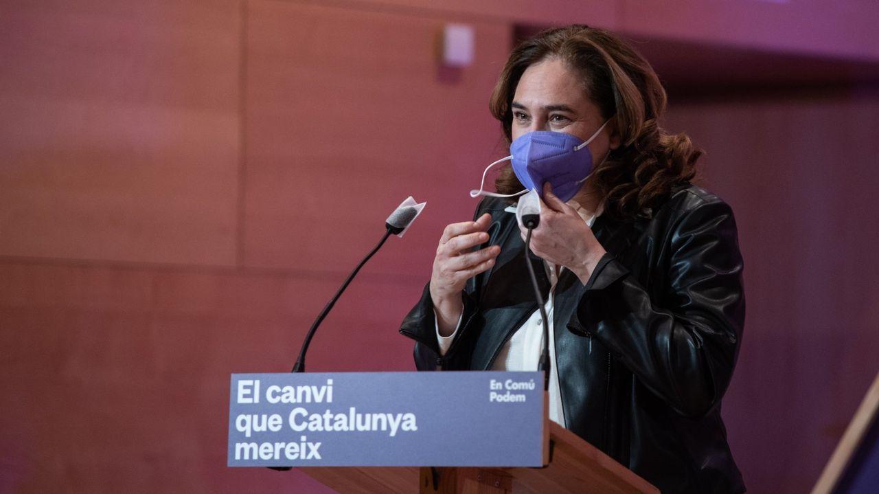 En directo: el Congreso recuerda el 40 aniversario del 23F.El portavoz parlamentario de Unidas Podemos, Pablo Echenique, interviene en una rueda de prensa en el Congreso de los Diputados
