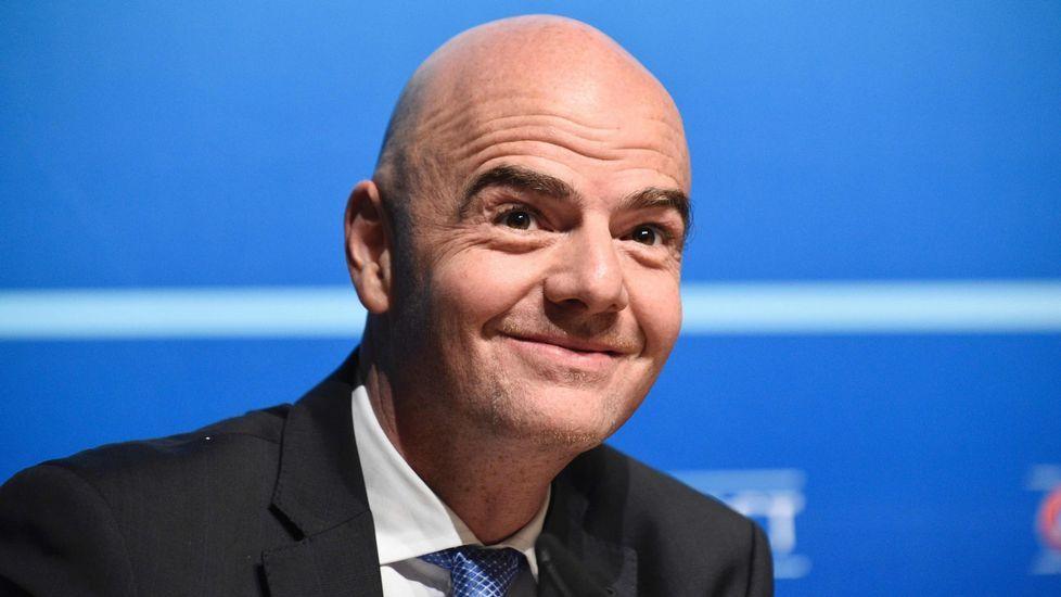 Los cinco candidatos a presidir la FIFA