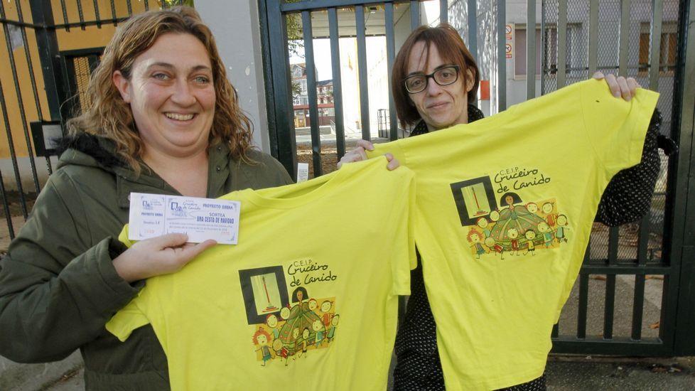Sorteo de Lotería rodado en Asturias