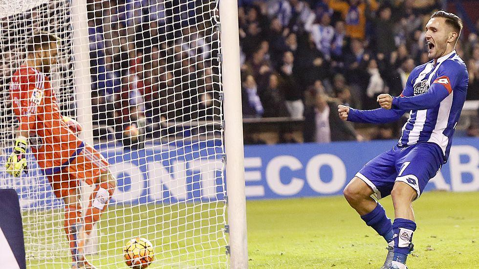 El Deportivo-Celta, en fotos