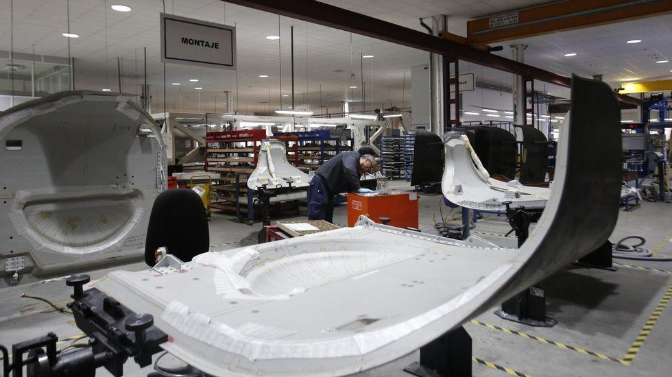 El grupo de trabajo lleva más de un año preparando el nacimiento del primer ciclo en As Mercedes.