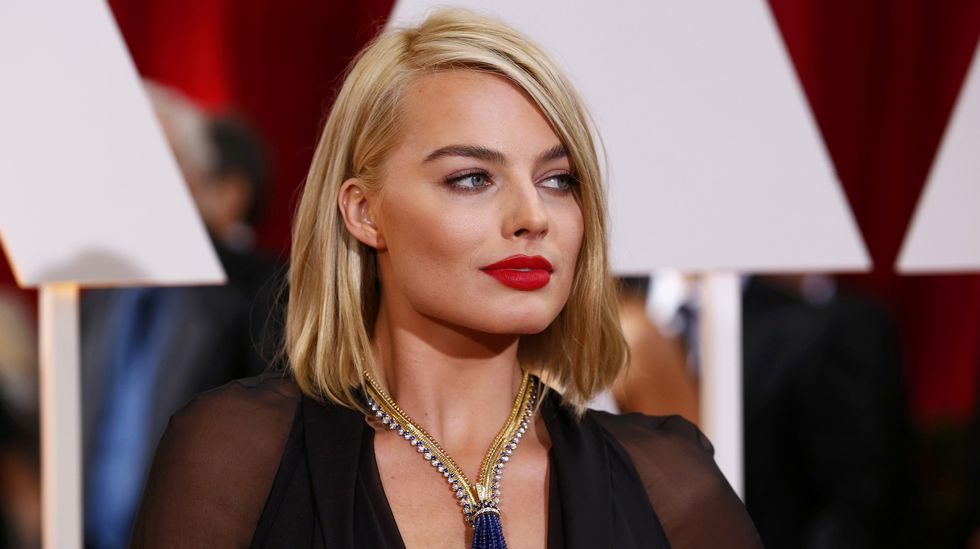 Margot Robbie de Yves Saint Lauren