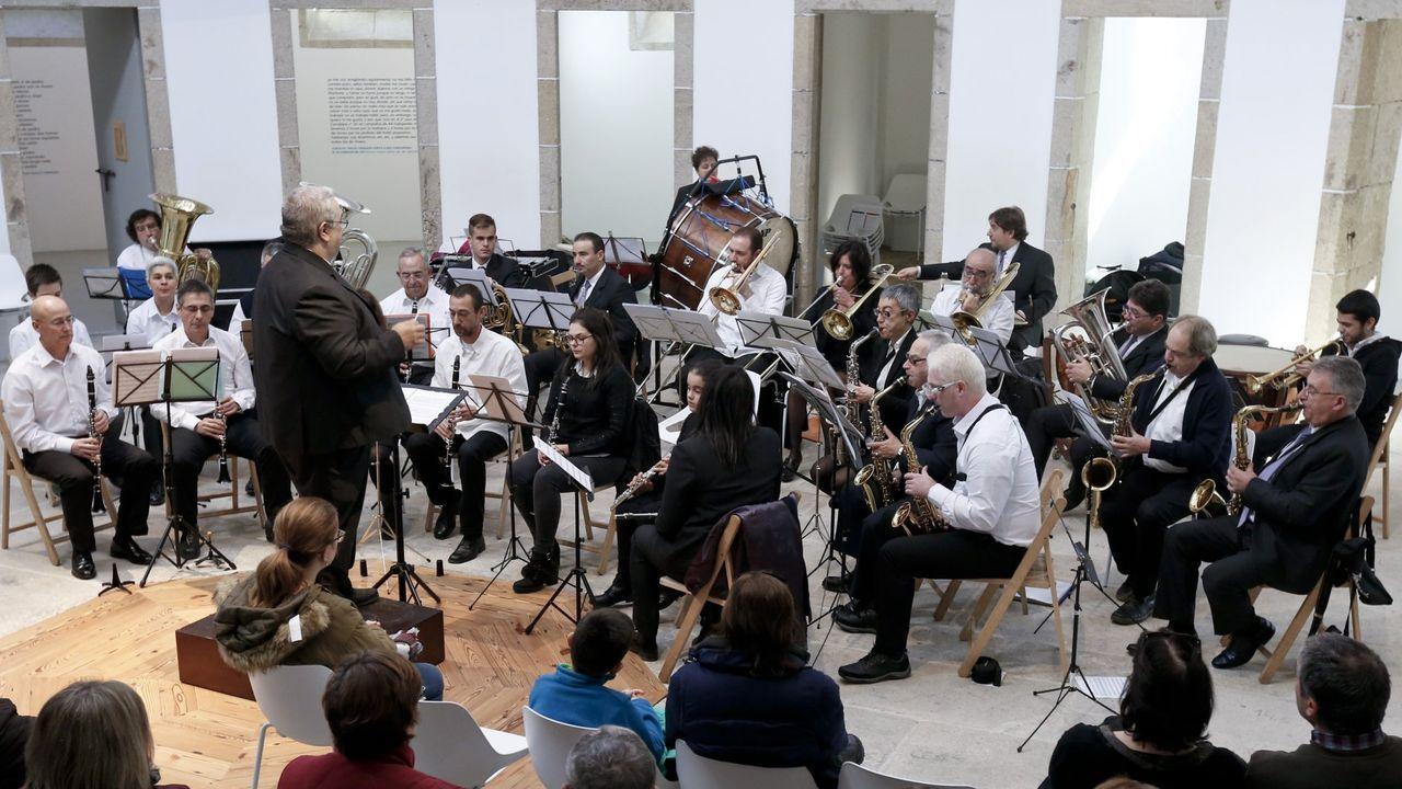La Escola Municipal de Música de Lugo ofrecerá un concierto esta tarde
