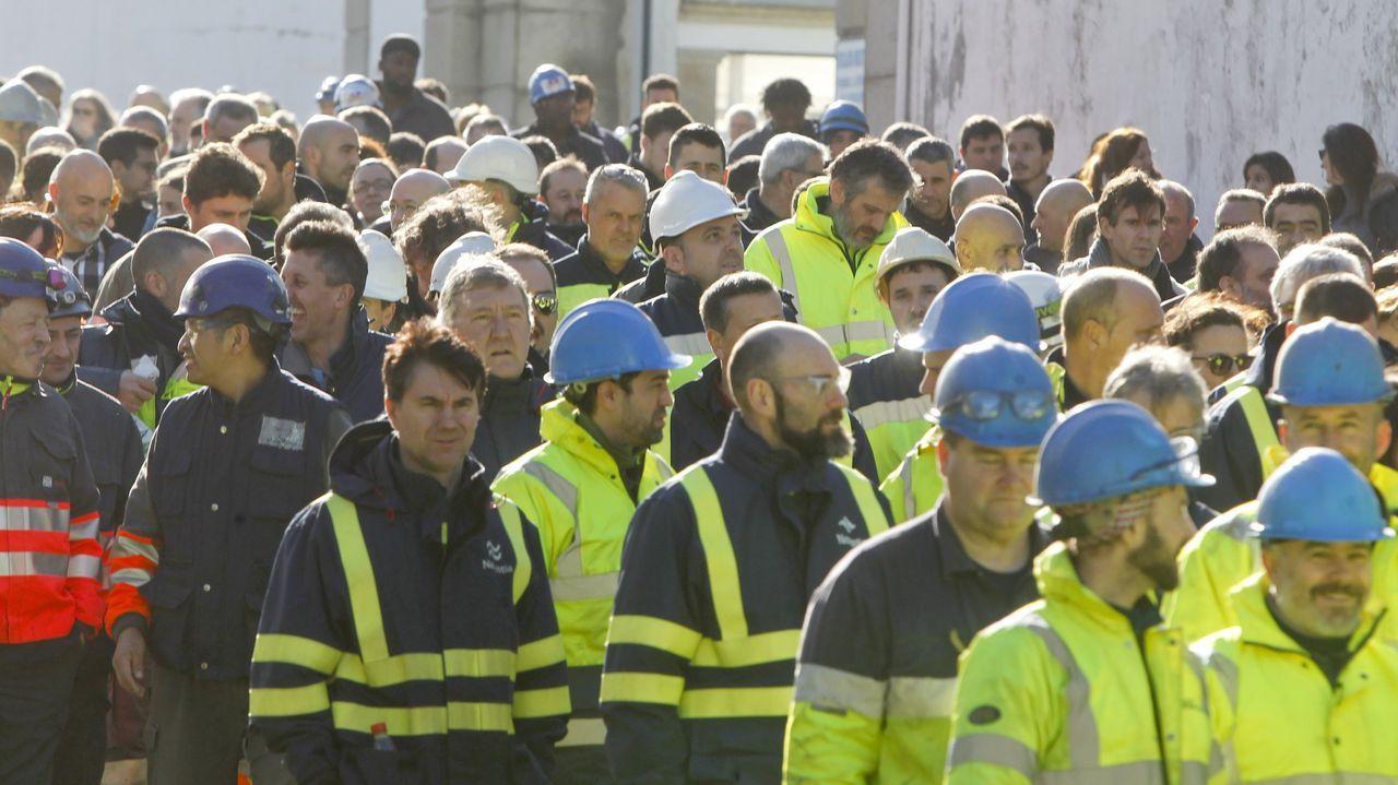 La mayoría de las empresas auxiliares del naval han aplicado ERTE