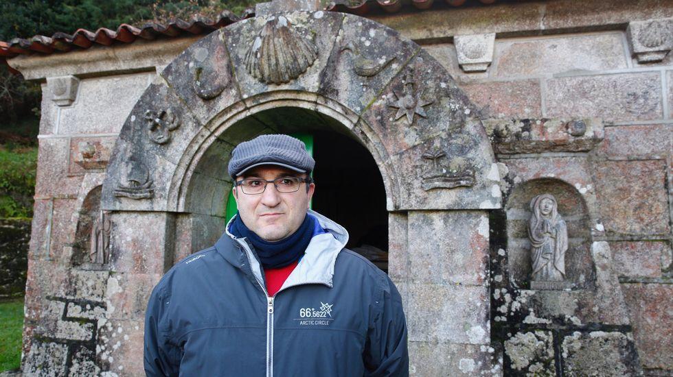 Asturias da la bienvenida a los Reyes Magos con un espectacular amanecerescarchado.Cabalgata de Reyes en Avilés