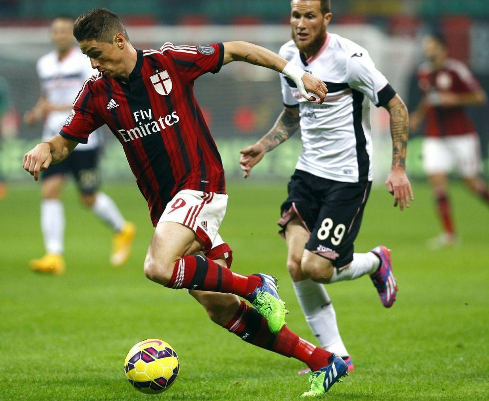 El Holanda- España en imágenes.Fernando Torres no ha disfrutado de la confianza de Inzaghi en el Milan.