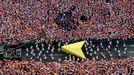 Cataluña sale a la calle en la Diada