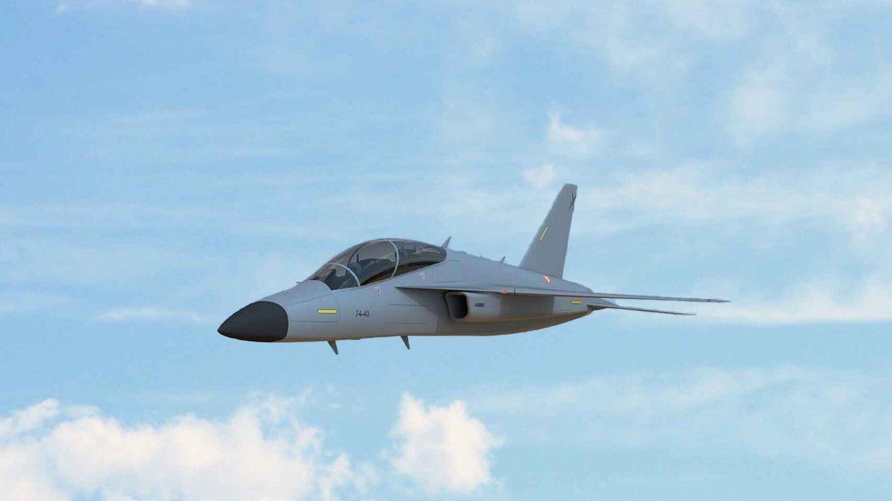 Prototipo del proyecto AFJT para el Ejército del Aire