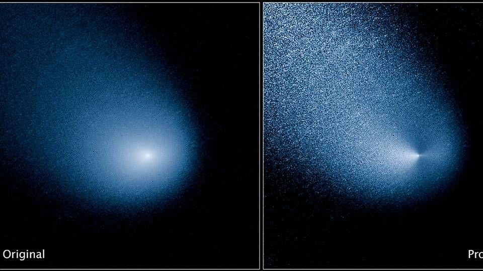 El recuerdo del muro de Berlín sobrevive por el mundo.Imagen del cometa captada por Opportunity desde Marte