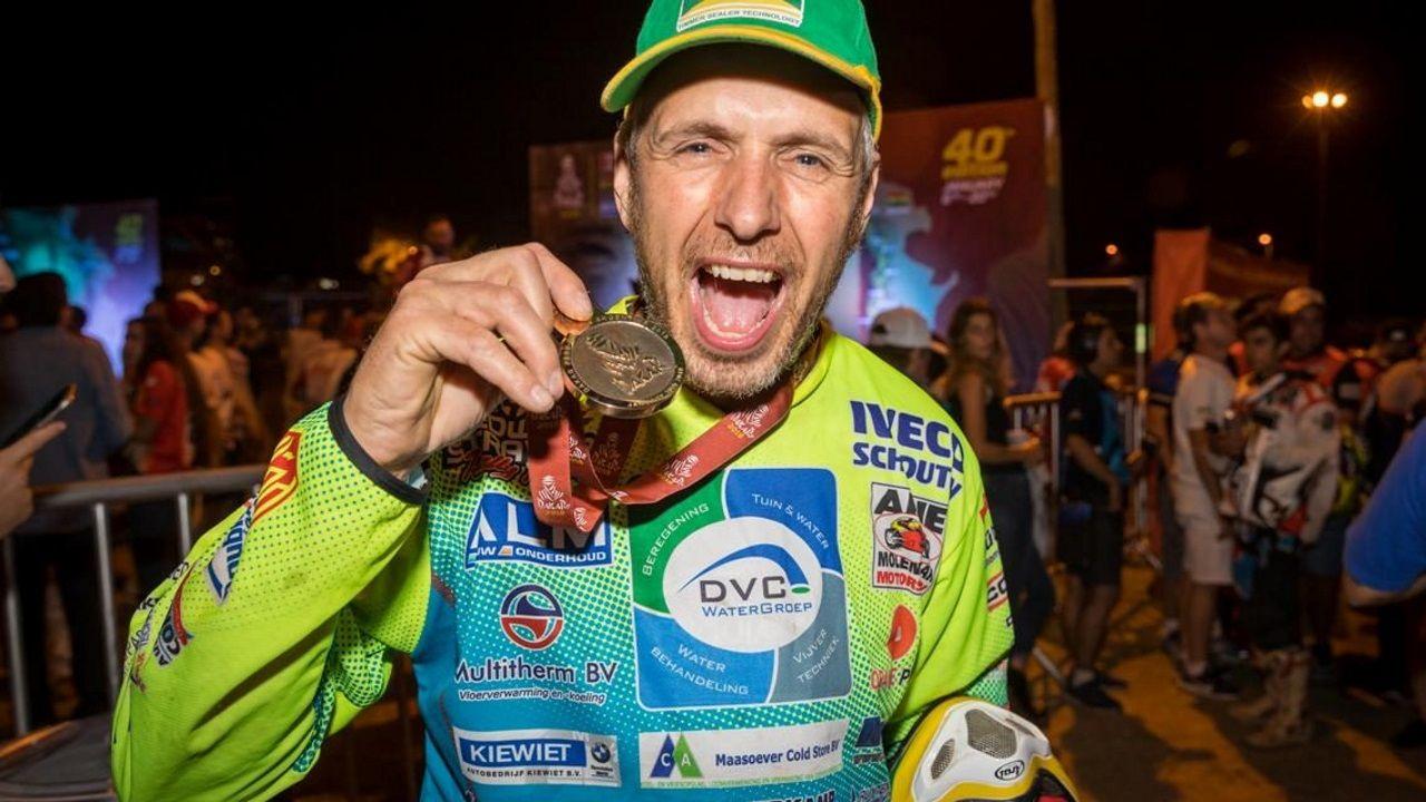 Así fue el Dakar 2020 a través del objetivo del poleso Charly López.Alonso, dentro de su Toyota