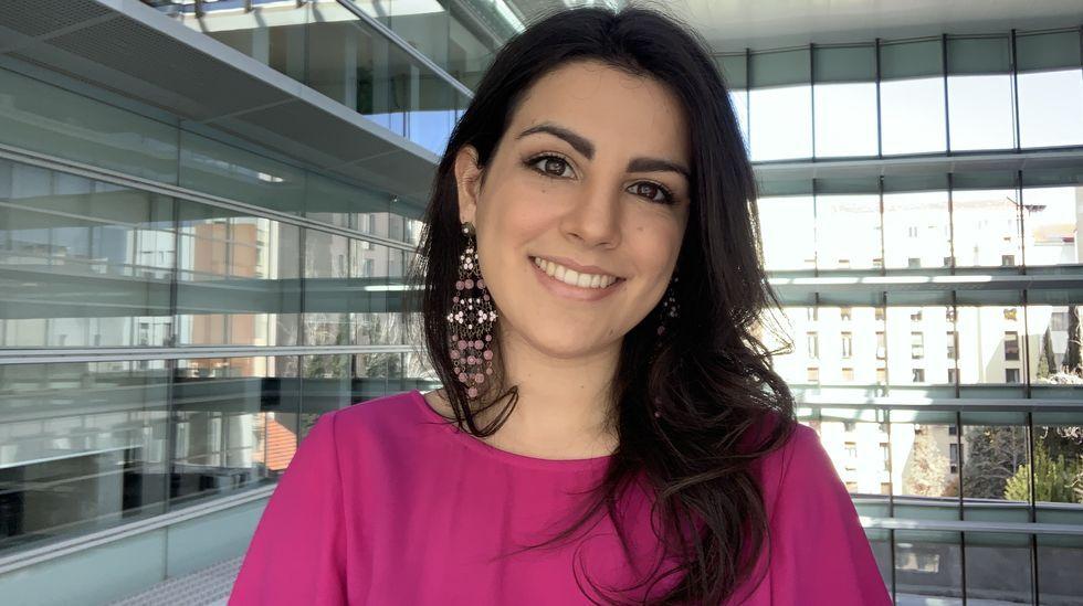 Eva Golmayo, becaria de la Fundación Barrié 2020 estudiará un máster de derecho y tecnología en la Universidad de Stanford, en California