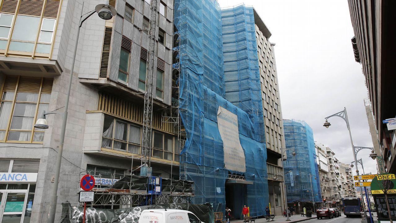 Los escombros de la construcción