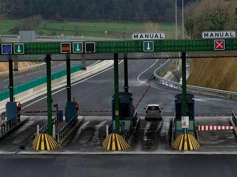 La autopista mantiene la tradición: el 1 de enero, nueva subida.