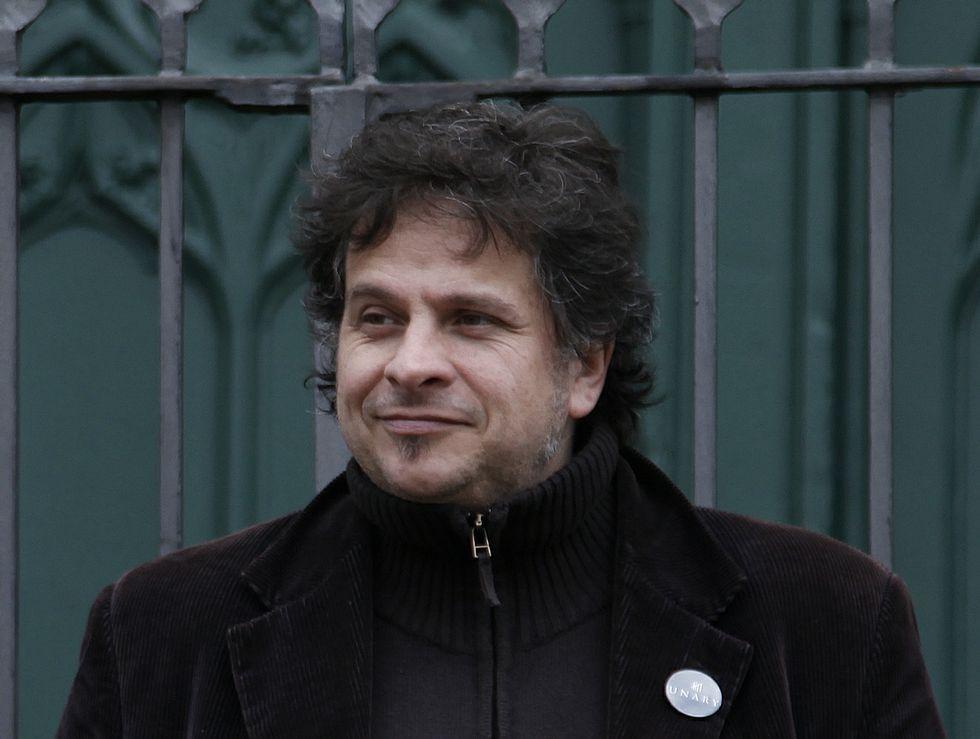 Luís Avilés, el director de Unary.