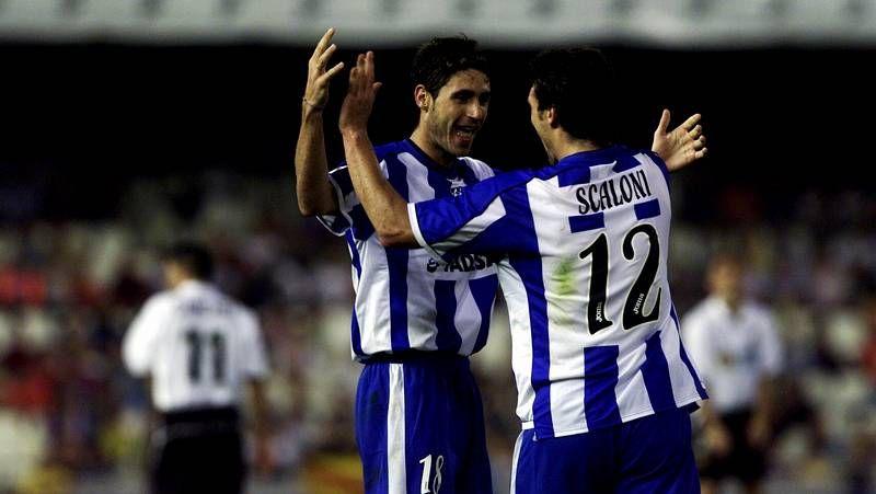 Marchena, feliz por llegar al Deportivo, «un grande de la Liga»