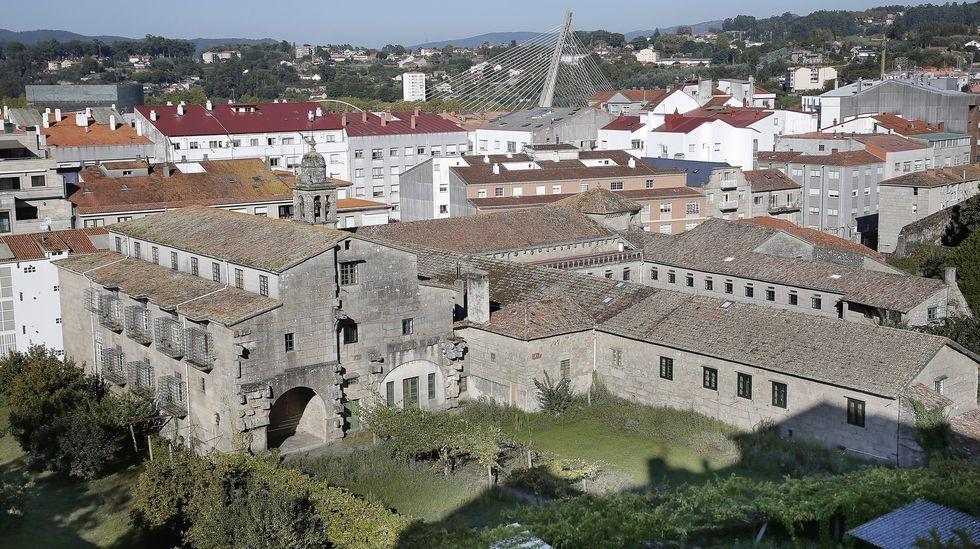 Convento de Santa Clara, en Pontevedra
