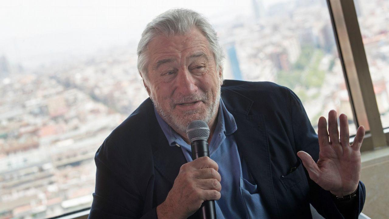 Martin Scorsese, en Oviedo