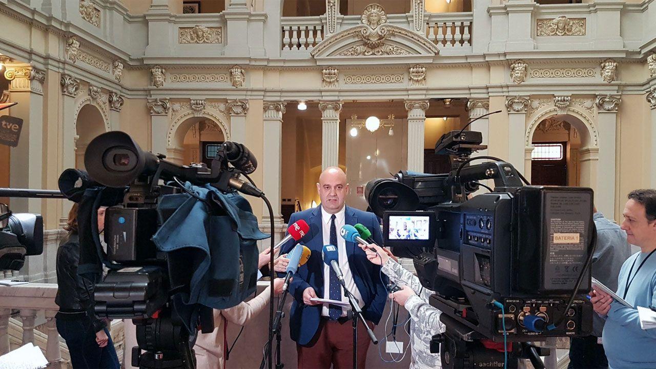 Asturias se reivindica en Fitur.Pedro Leal
