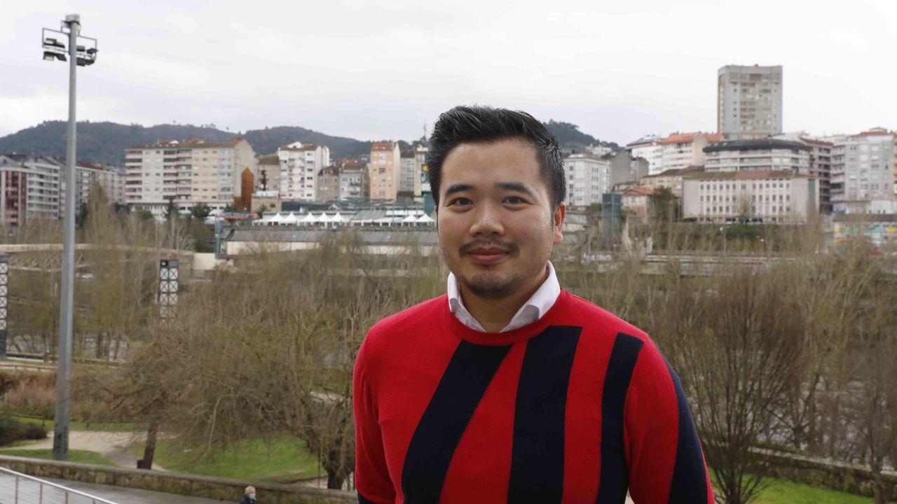 Tesoros a un paso de casa.Oskar Ruan llegó a Ourense a los 15 años