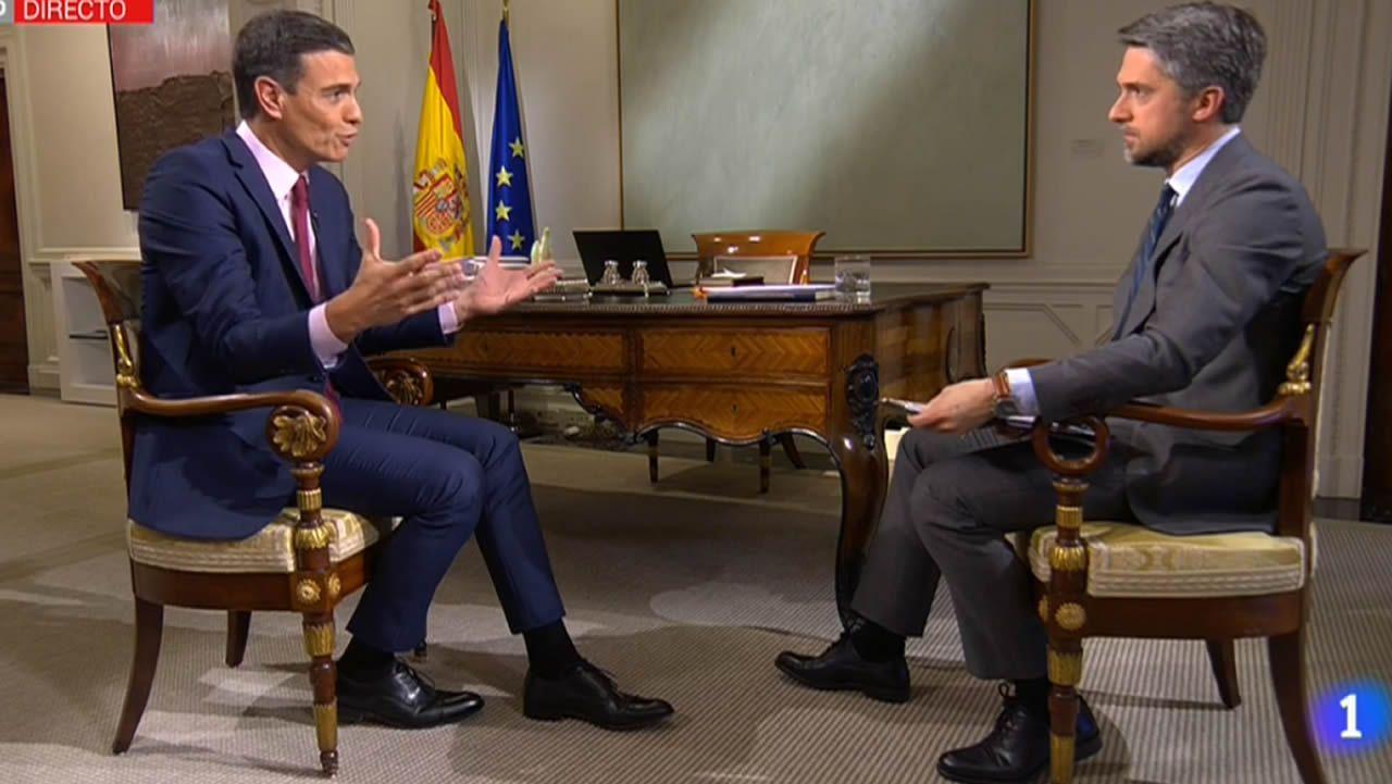 La última sesión de control se convierte en el primer debate electoral.Pedro Sánchez puso fin al mandato presidencial más corto de los últimos 40 años