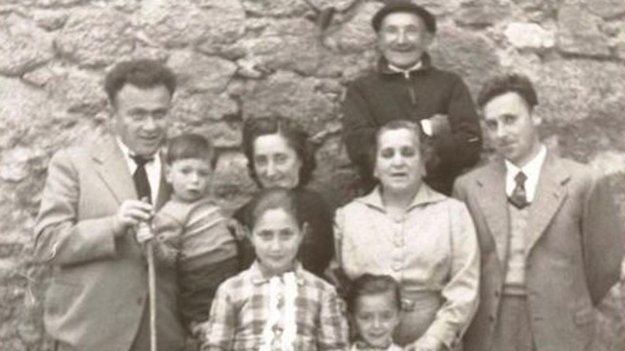 Las familias Rey Camba