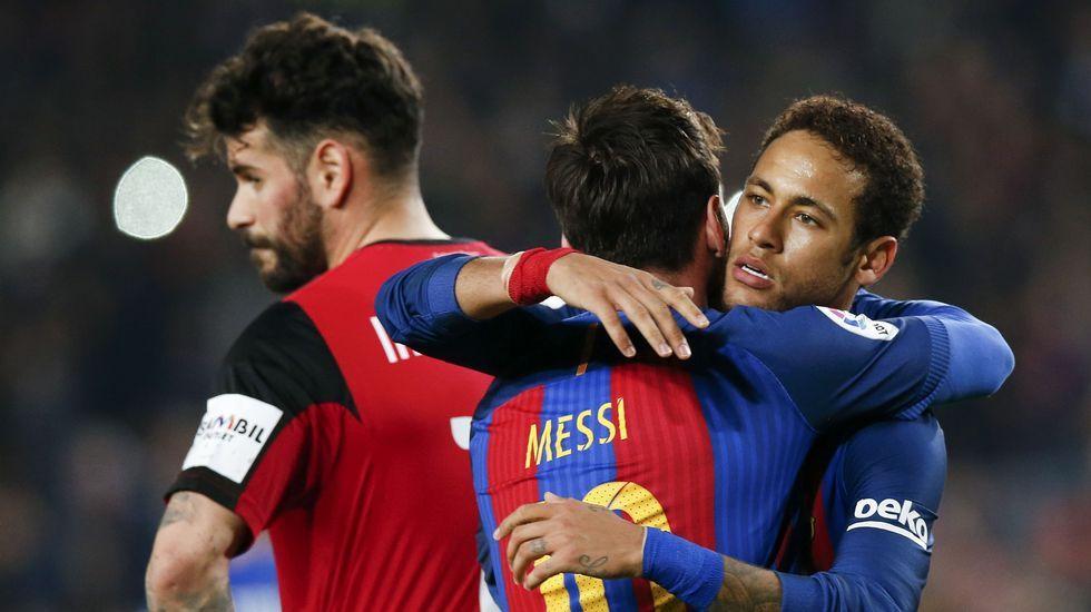 La Audiencia Nacional confirma el procesamiento del Barcelona en el caso Neymar