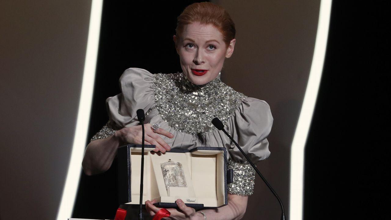 Emily Beecham, mejor actriz
