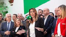 Susana Díaz no se plantea dimitir
