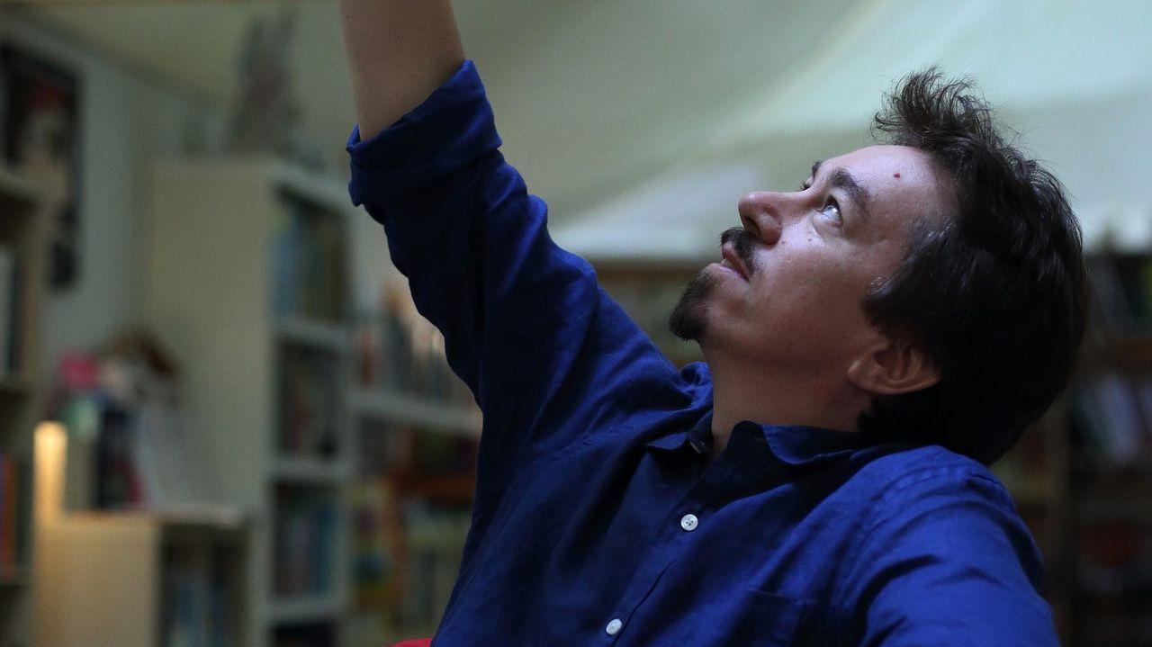 Entrevista a Pedro Mairal.Jorge Freire, autor de «Agitación», Premio Málaga de Ensayo