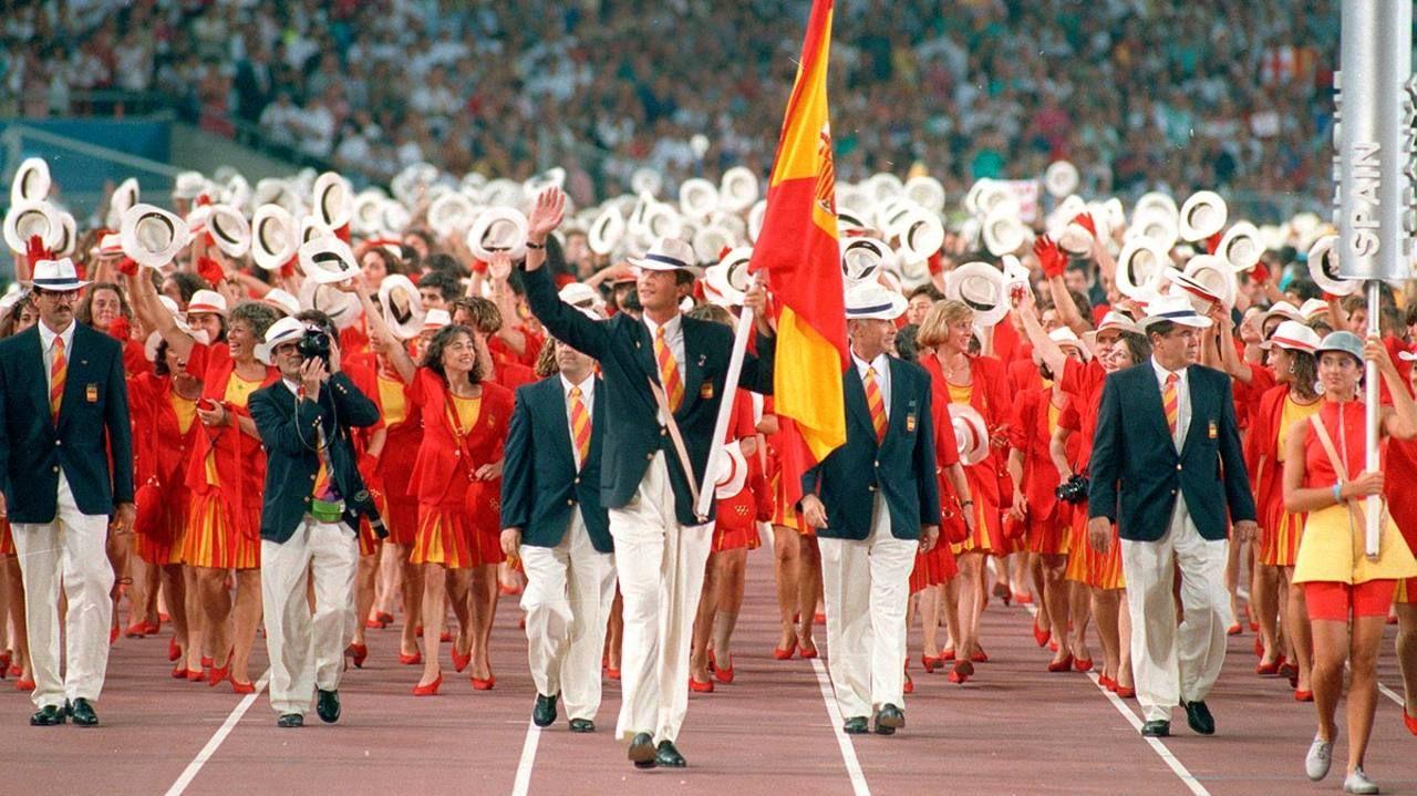 Se cumplen 25 años de Barcelona'92