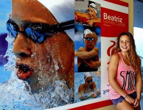 Bea Gómez recuerda el Nacional Open de Pontevedra como la cita más ilusionante del 2013.