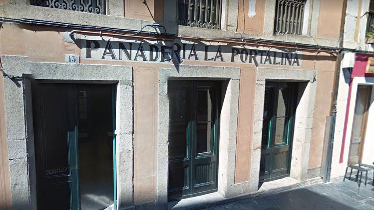 Las mejores suites asturianas.Panadería La Portalina, en Villaviciosa