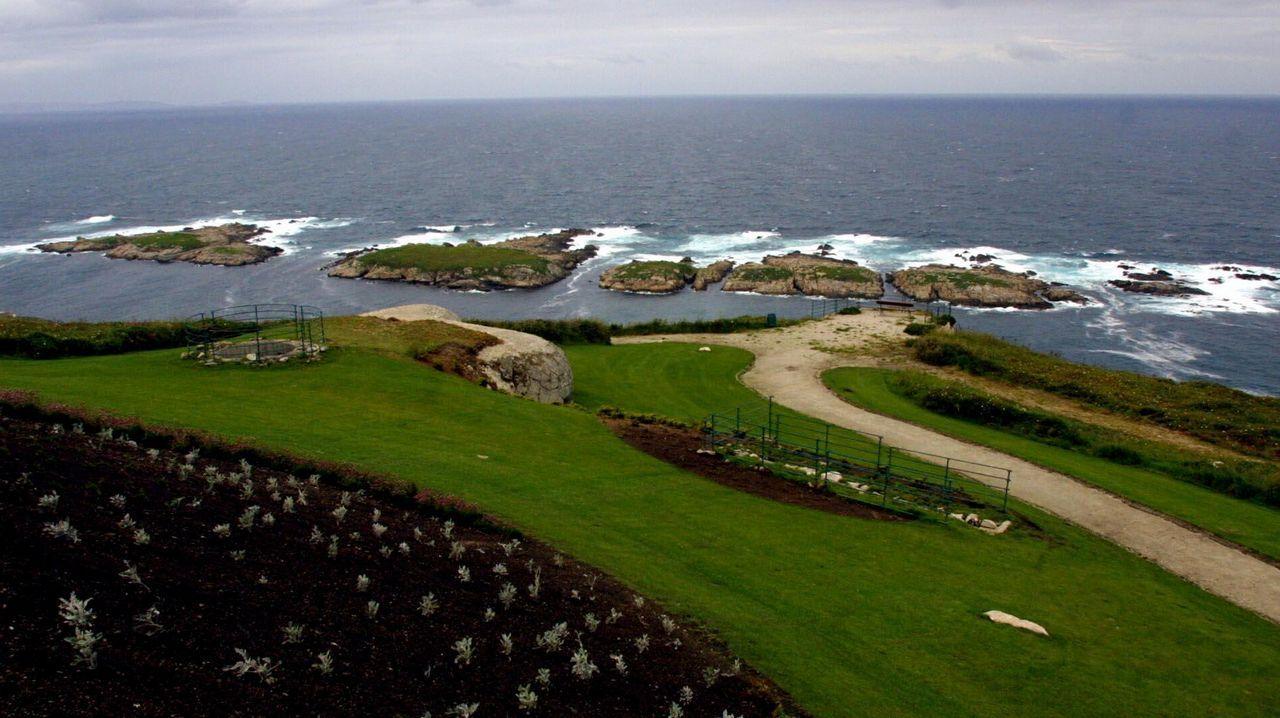 Cuando A Coruña era como la playa de As Catedrais