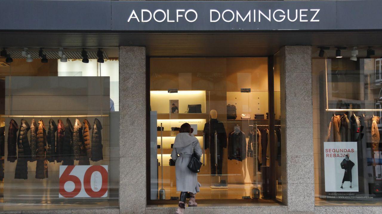 La sede central de Adolfo Domínguez está en el polígono de San Cibrao das Viñas