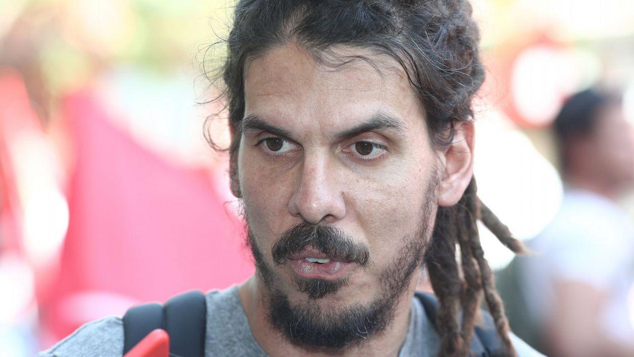 El excoordinador general de Izquierda Unida Gaspar Llamazares