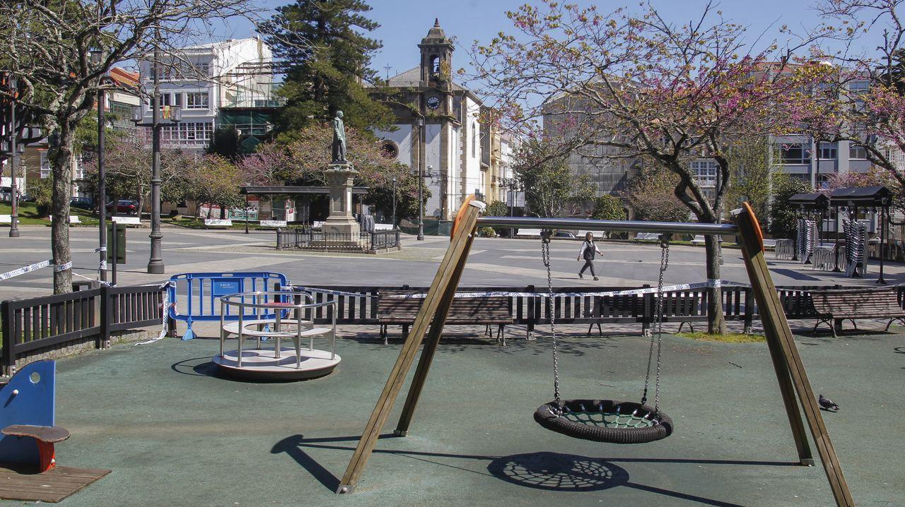Plaza de Amboage (Ferrol).