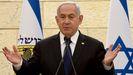 El primer ministro en funciones de Israel, Benjamin Netanyahu, que intenta evitar que se dé a otro el mandato de formar Gobierno
