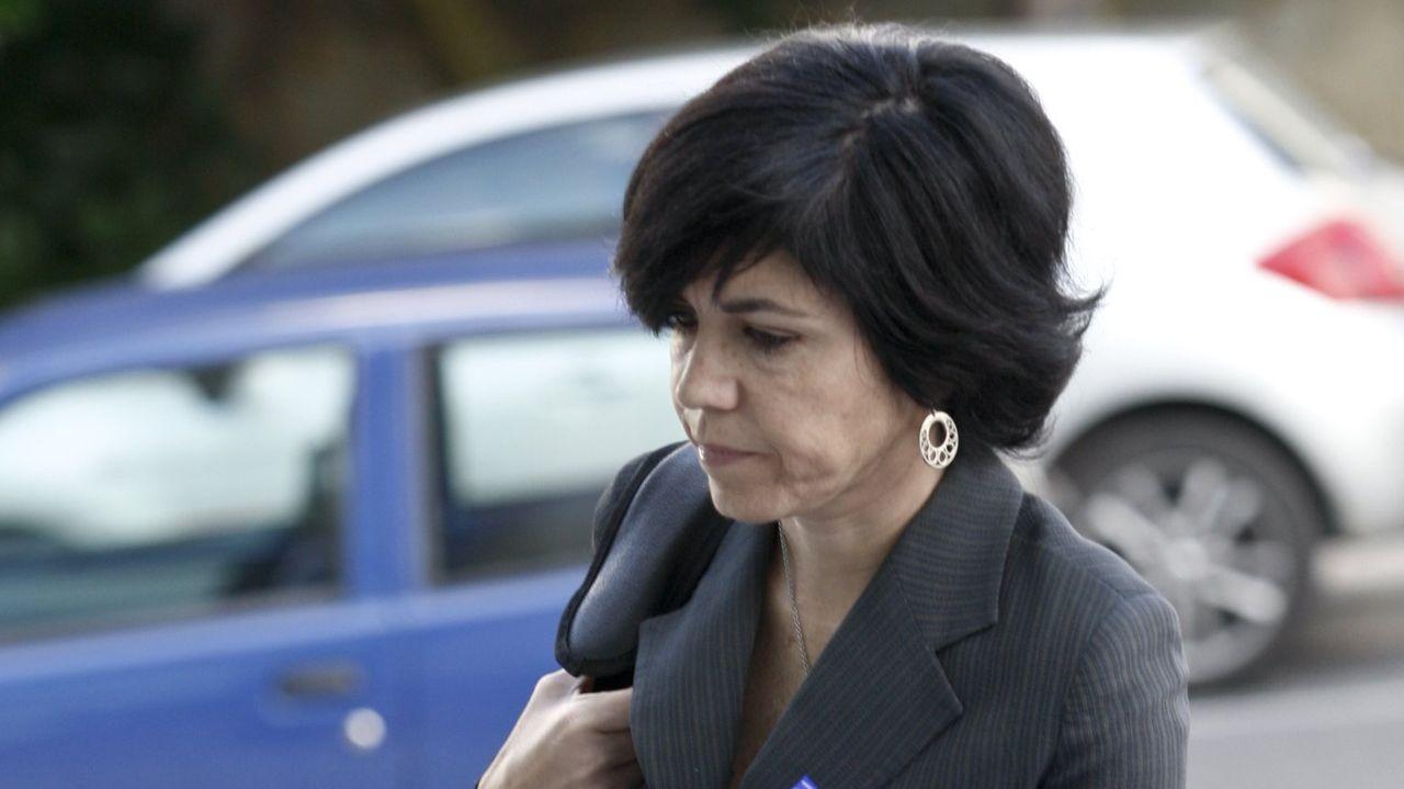 Marlaska cesa a De los Cobos por «no informar» de la investigación judicial sobre el 8-M al Gobierno.Pablo Iglesias, en su despacho del ministerio